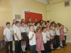 Our P7 Leavers Assembly on Tuesday 28th June